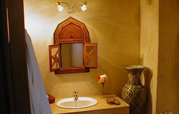 bathroom of the El Bali suite