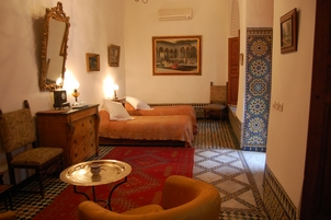 the Medersa suite
