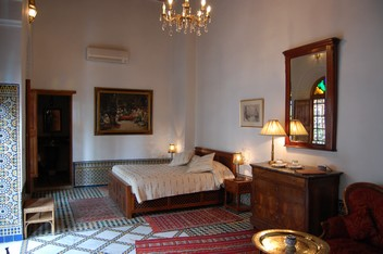 Suite M�rinides Riad Mabrouka Fes